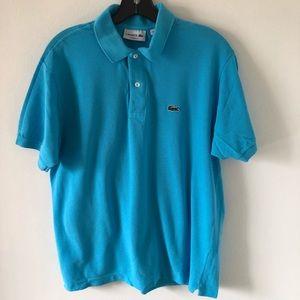Men's Lacoste Polo Classic Fit Size L